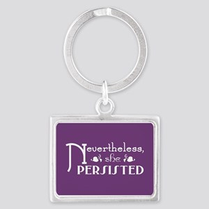 She Persisted Keychains