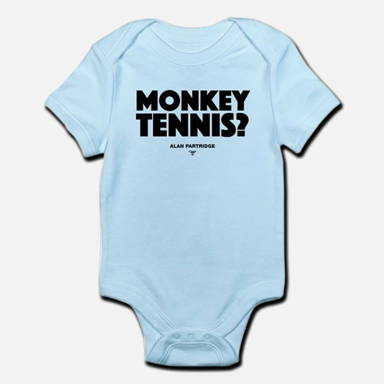 Alan Partridge - Monkey Tennis Body Suit