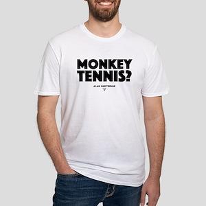 Alan Partridge - Monkey Tennis T-Shirt