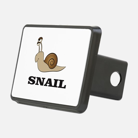 snail power Hitch Cover