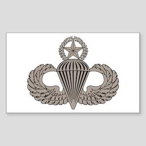 Airborne Wings-Jump-Master--3.0 Sticker