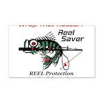 Wrap That Rascal Fishing Wall Decal