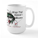 Wrap That Rascal Fishing Mugs