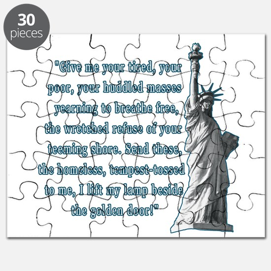 Statue of Liberty Puzzle