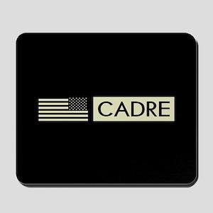 Cadre (Reverse Black Flag) Mousepad