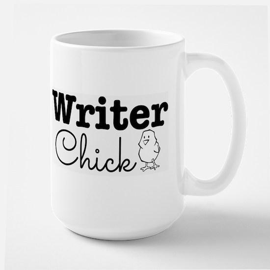 Writer Chick Mugs