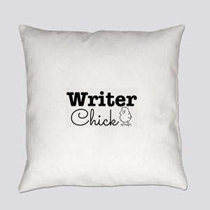 Writer Chick Everyday Pillow
