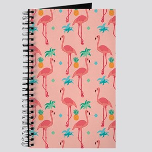 Flamingo pineapple design Journal