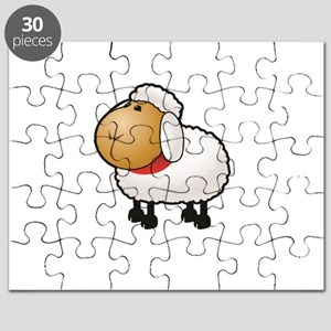 sheep all alone Puzzle