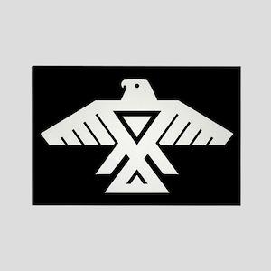Anishinaabe Thunderbird flag Magnets