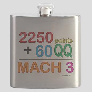 MACH 3 formula Flask