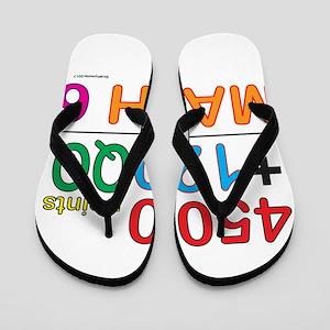 MACH 6 formula Flip Flops