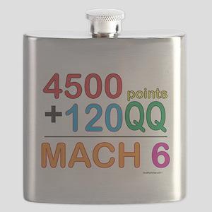 MACH 6 formula Flask