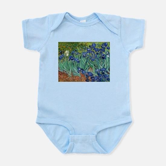 Van Gogh Iris Body Suit