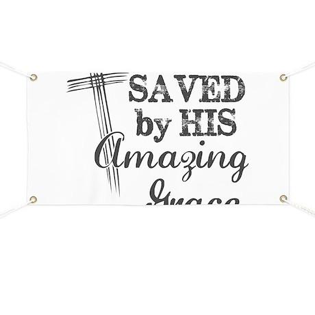 Amazing Grace Banner by onestopgiftshop2