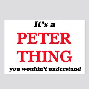 It's a Peter thing, y Postcards (Package of 8)