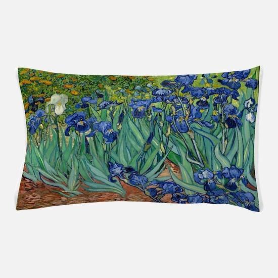 Van Gogh Iris Pillow Case