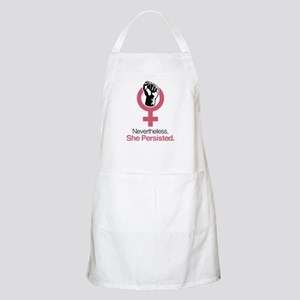 Nevertheless, She Persisted. Light Apron