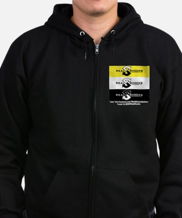 Triple on Black Logo-FB/Tweet Sweatshirt