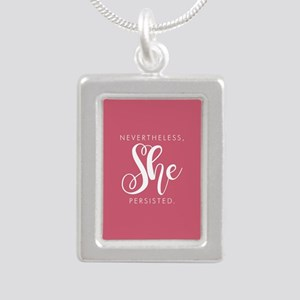 Nevertheless, She Persisted. Necklaces