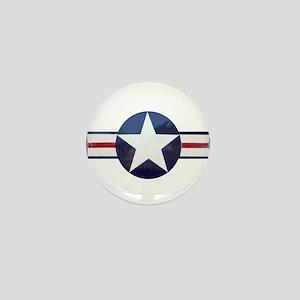 Air Force Mini Button