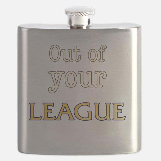 League of legends Flask