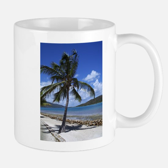 Bitter End Yacht Club Palm Tree Mugs