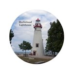 Marblehead Lighthouse Button