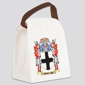 Sinclair Coat of Arms - Family Cr Canvas Lunch Bag