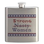 Nasty Women Flask