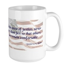 Cause Of Justice Mugs