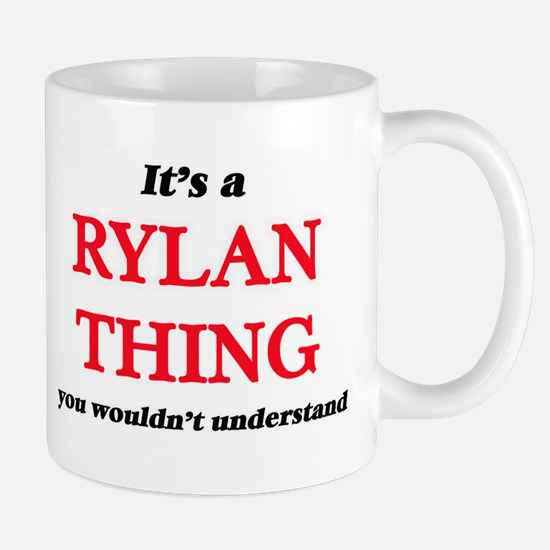 It's a Rylan thing, you wouldn't unde Mugs