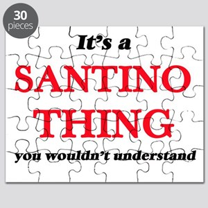 It's a Santino thing, you wouldn't Puzzle