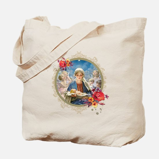 Star of Bethlehem Tote Bag