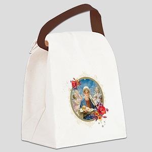 Star of Bethlehem Canvas Lunch Bag