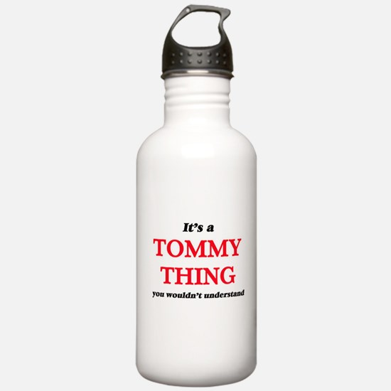 It's a Tommy thing Water Bottle