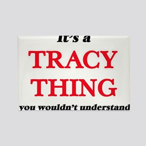 It's a Tracy thing, you wouldn't u Magnets