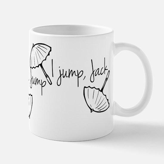 Gilmore girls, you jump I jump Mugs