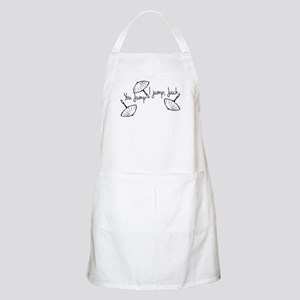 Gilmore girls, you jump I jump Light Apron