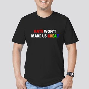 Hate Won't Make Great 1 Dark T-Shirt