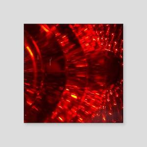 RED GLOW FIREBALL Sticker
