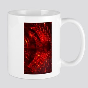 RED GLOW FIREBALL Mugs