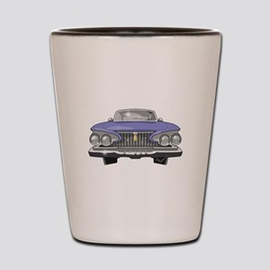 1961 Plymouth Shot Glass