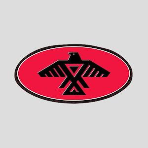 Anishinaabe Thunderbird flag Patch