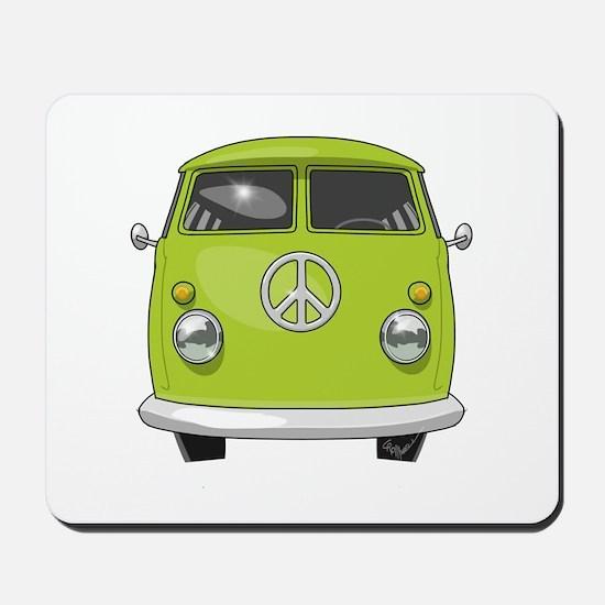 Hippie Van Mousepad