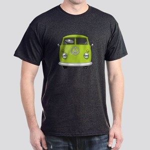 Hippie Van Dark T-Shirt