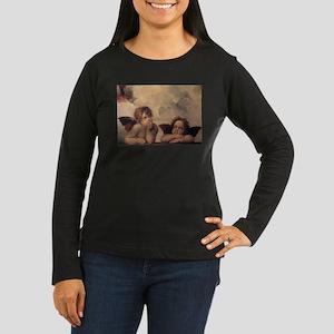 Raphael angels Long Sleeve T-Shirt