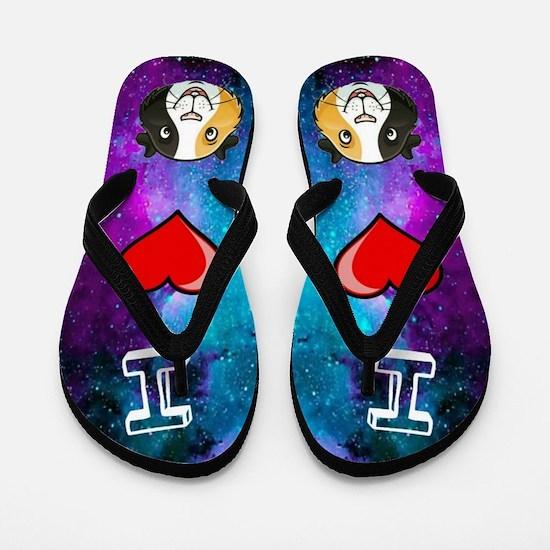 Cute Guinea Flip Flops