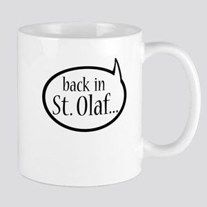 Back in St. Olaf Mug