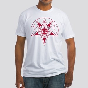 Kappa Sigma Badge Fitted T-Shirt